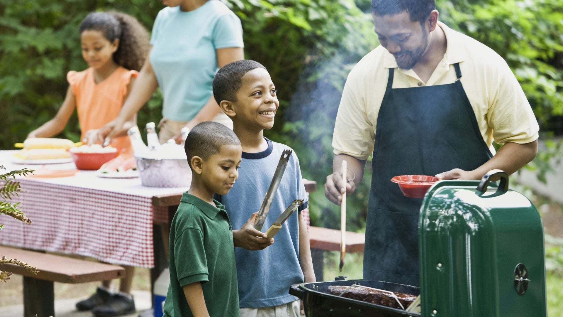 9 Items You Need to Master Your Cookouts This Summer