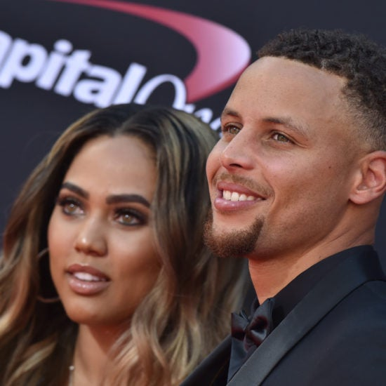 Ayesha and Steph Curry Are Always Each Other's Biggest Fans