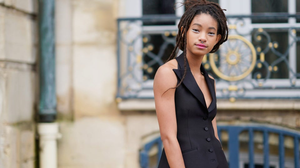 Willow Smith's 'Curiosity' About Polyamory Inspired The Next Red Table Talk Episode