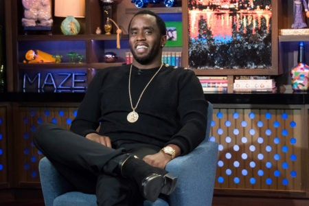 Diddy Congratulates Cassie On Her Baby News