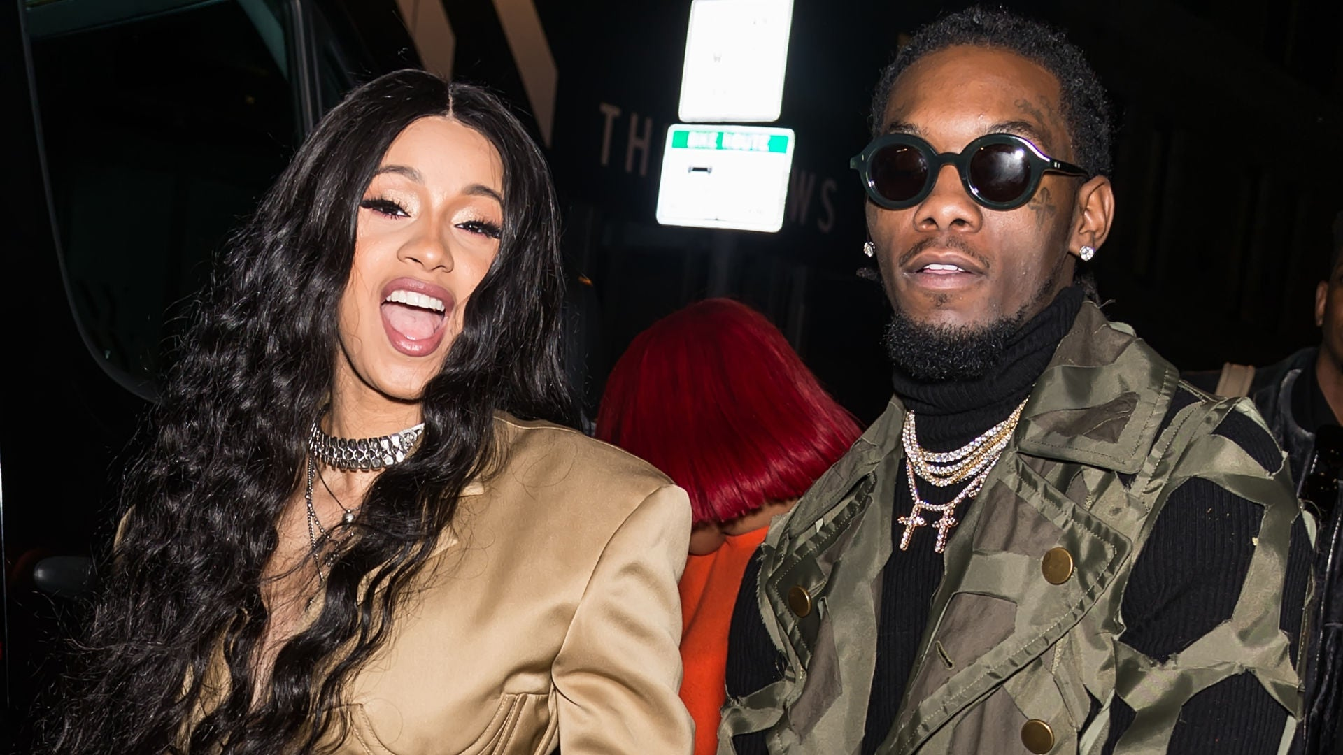 Cardi B And Offset Just Bought Baby Kulture This Pricey and Icy Birthday Gift