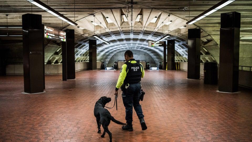 DC Metro Police Under Fire After Officer Shoves, Tases Black Man