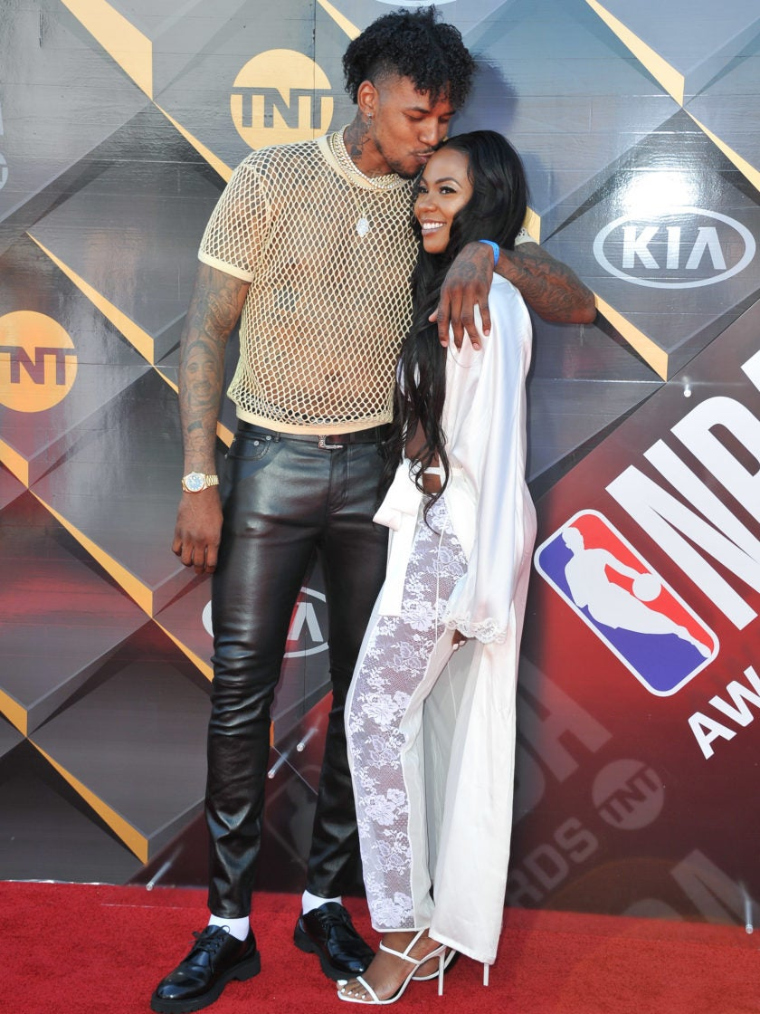 Ex-'Basketball Wives' Star Keonna Green and Nick Young Expecting Their Third Child