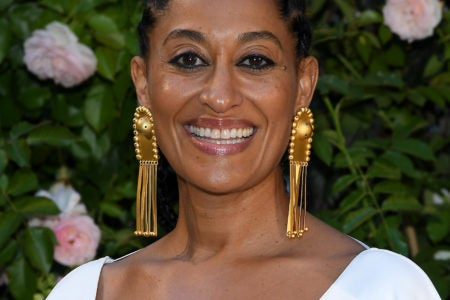 Tracee Ellis Ross Rocks An Amazing Afro