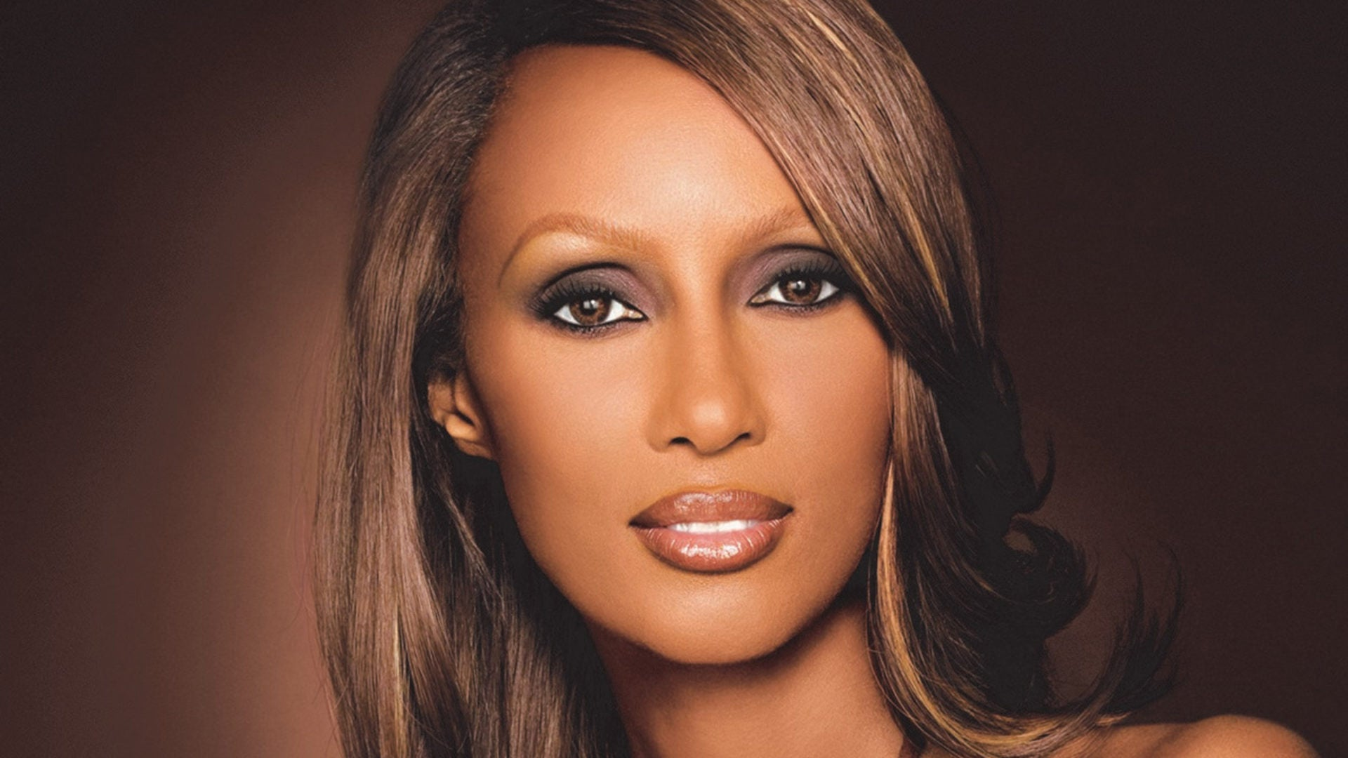 Iman Says She Wants Her  Cosmetic Line To Be Her Legacy