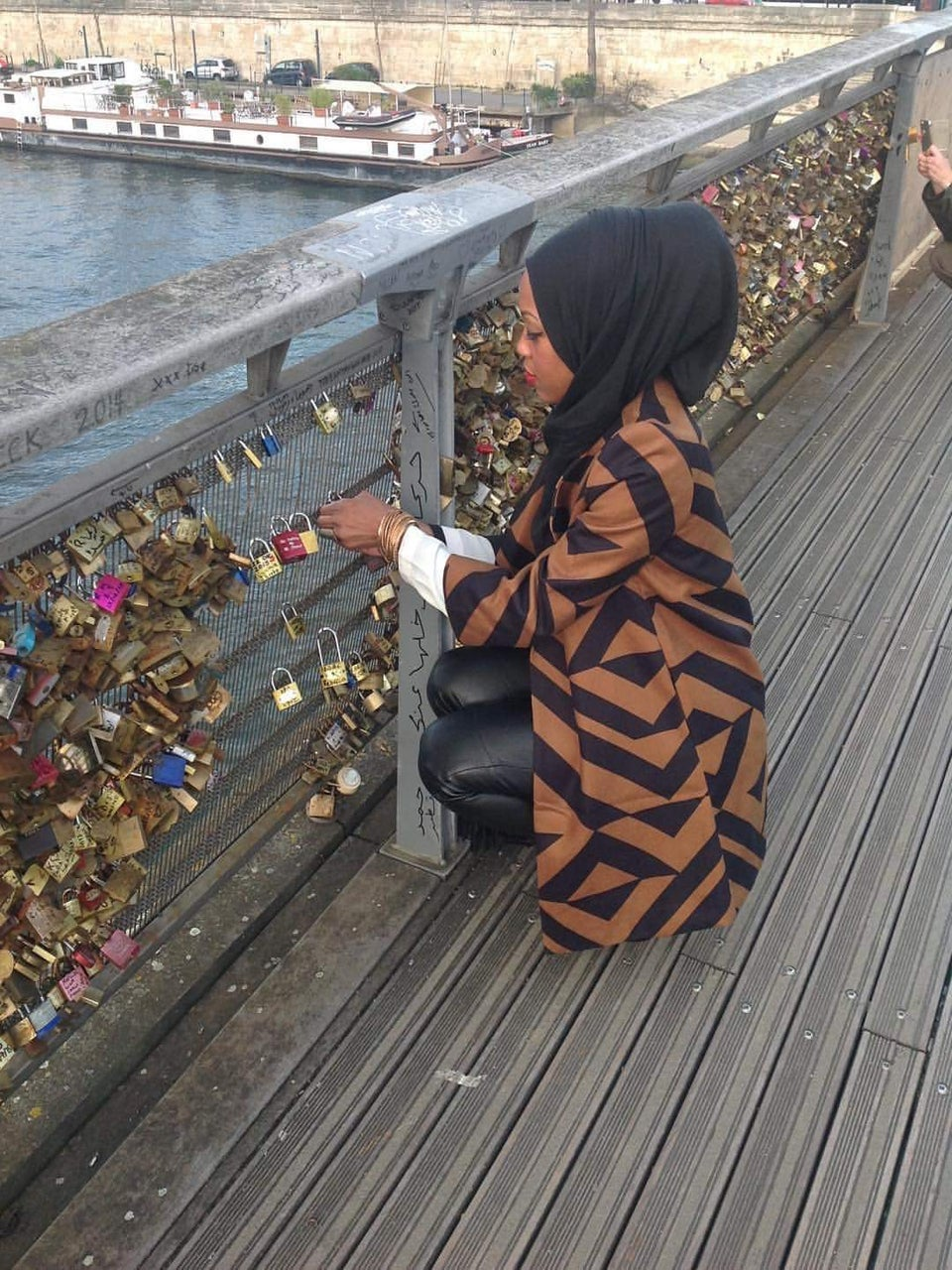 Opinion: To Be A Black Woman In Hijab  Is How I Break Barriers Around The World