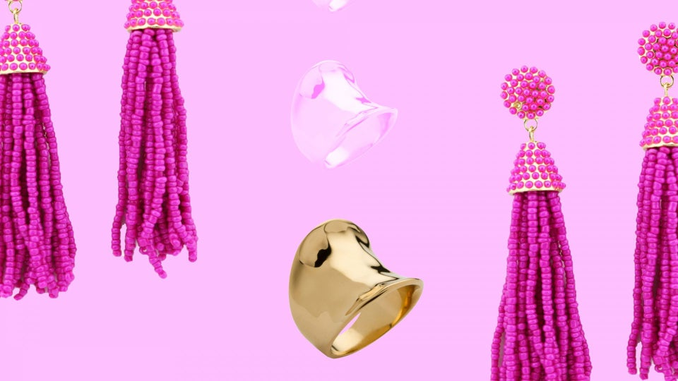 Go For The Bold With Head-Turning Statement Jewelry