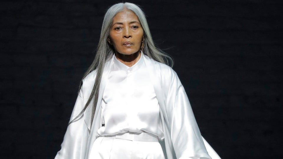 67-Year-Old Model JoAni Johnson Shares How She Stays Timeless