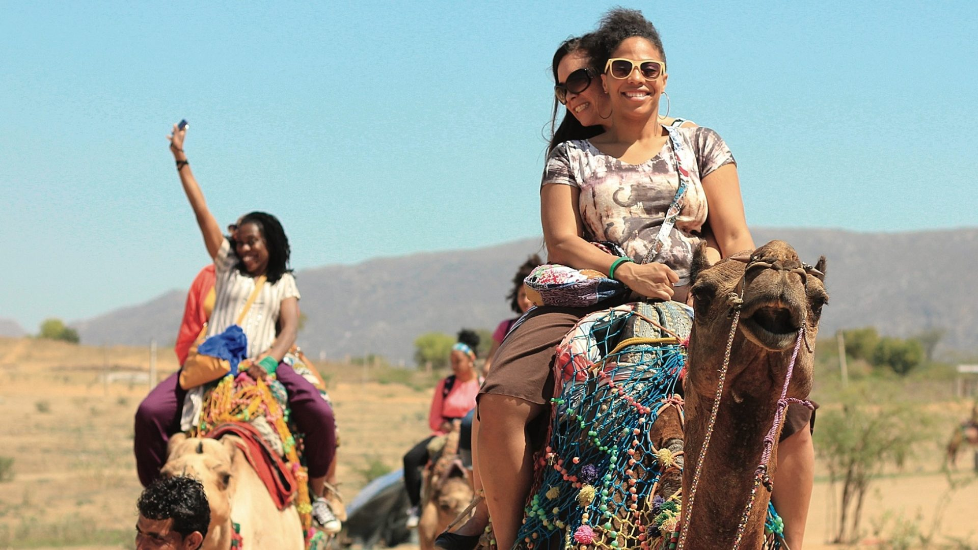 Wander Woman: Up Close And Personal With Nomadness Founder, Evita Robinson