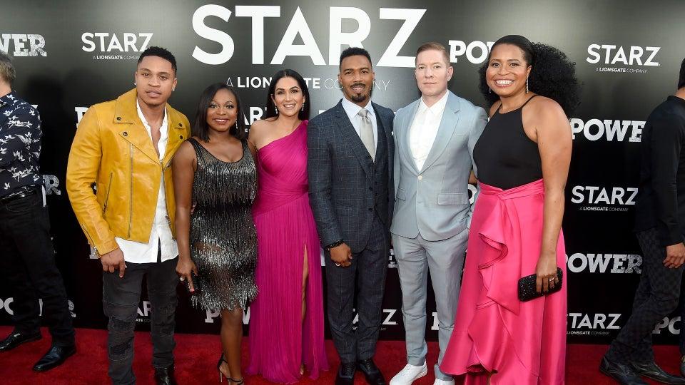 Starz Taps Coloured Raine For 'Power' Finale Collaboration
