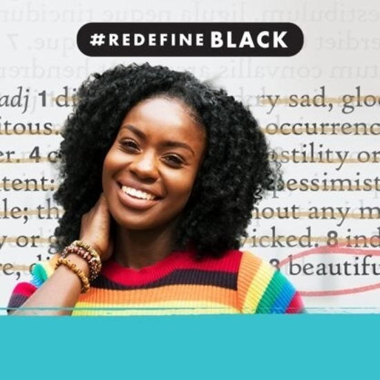 Procter and Gamble's My Black Is Beautiful Platform Launches Initiative To #RedefineBlack