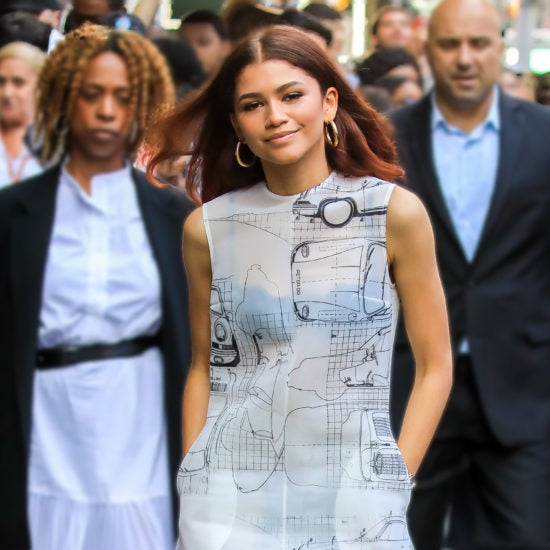 Zendaya, Issa Rae, Oprah, And More Celebs Out And About