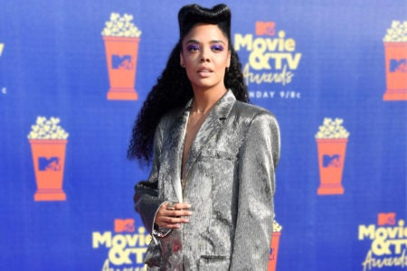 Tessa Thompson, Storm Reid, Tiffany Haddish And More Celebs Out And About