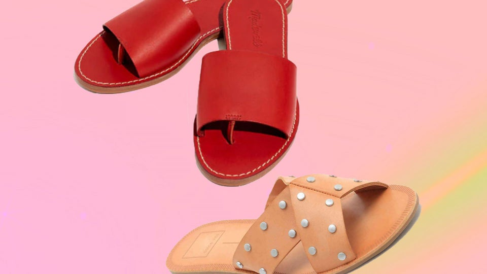 These Chic Flat Sandals Under $100 Are All You Need For Summer