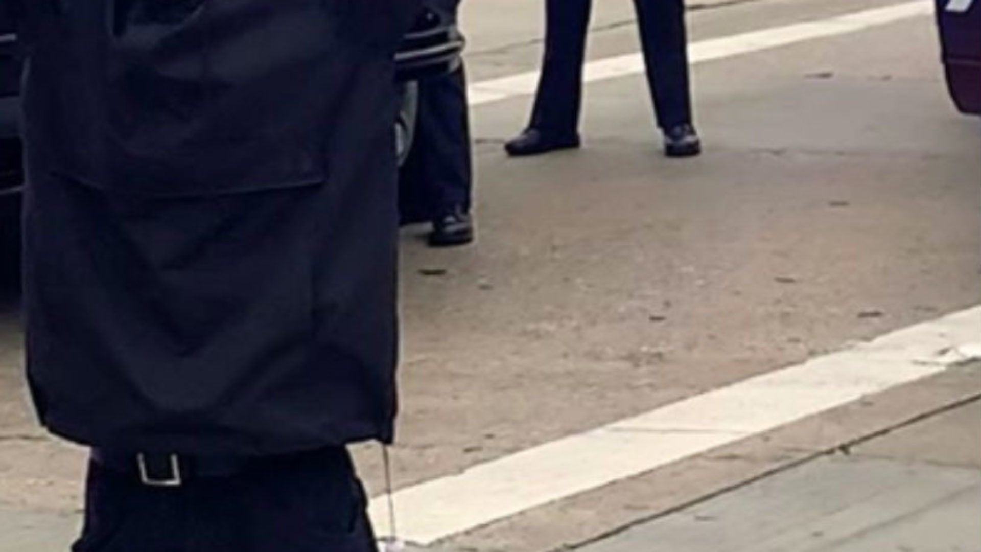 Woman Pleads With California Officers Not To Shoot Kneeling Black Man