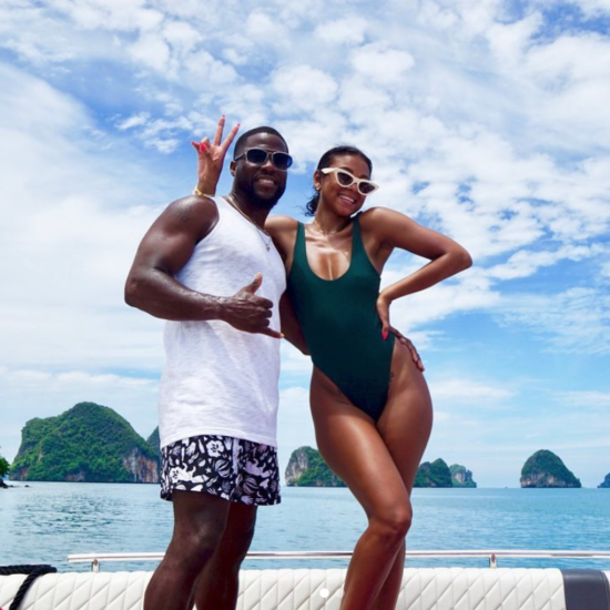Kevin and Eniko Hart's Thailand Getaway Is Straight Travel Squad Goals