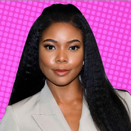 Gabrielle Union Just Gave Us A Look At The Season's Coolest Haircut