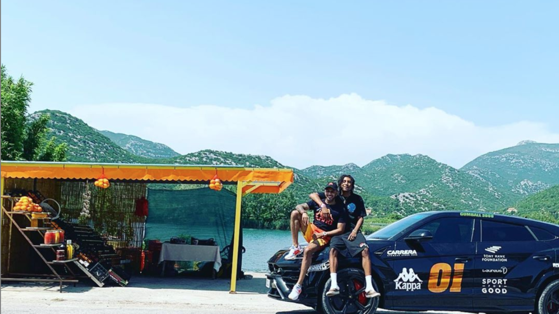 Swizz Beatz Is On A European Road Trip With His Son And It's Melting Our Hearts