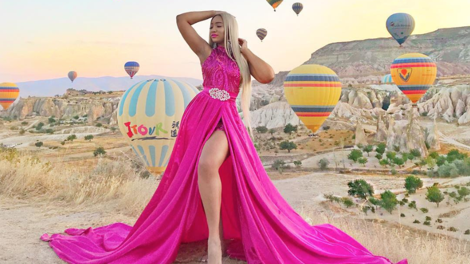 15 Times Black Women Went All The Way Up In Cappadocia, Turkey