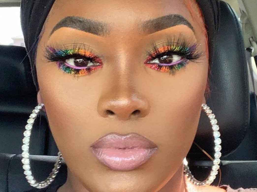 You Have To See How This Beauty Blogger Shows Her #Pride