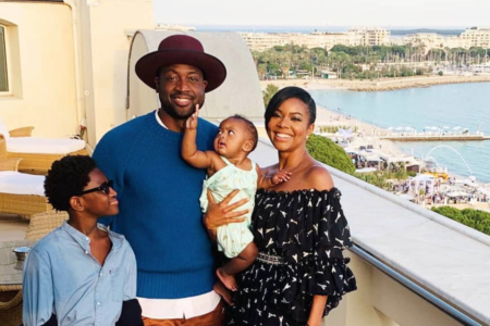 Gabrielle Union and Dwyane Wade's World Tour Continues In Cannes - And We're Here For It!