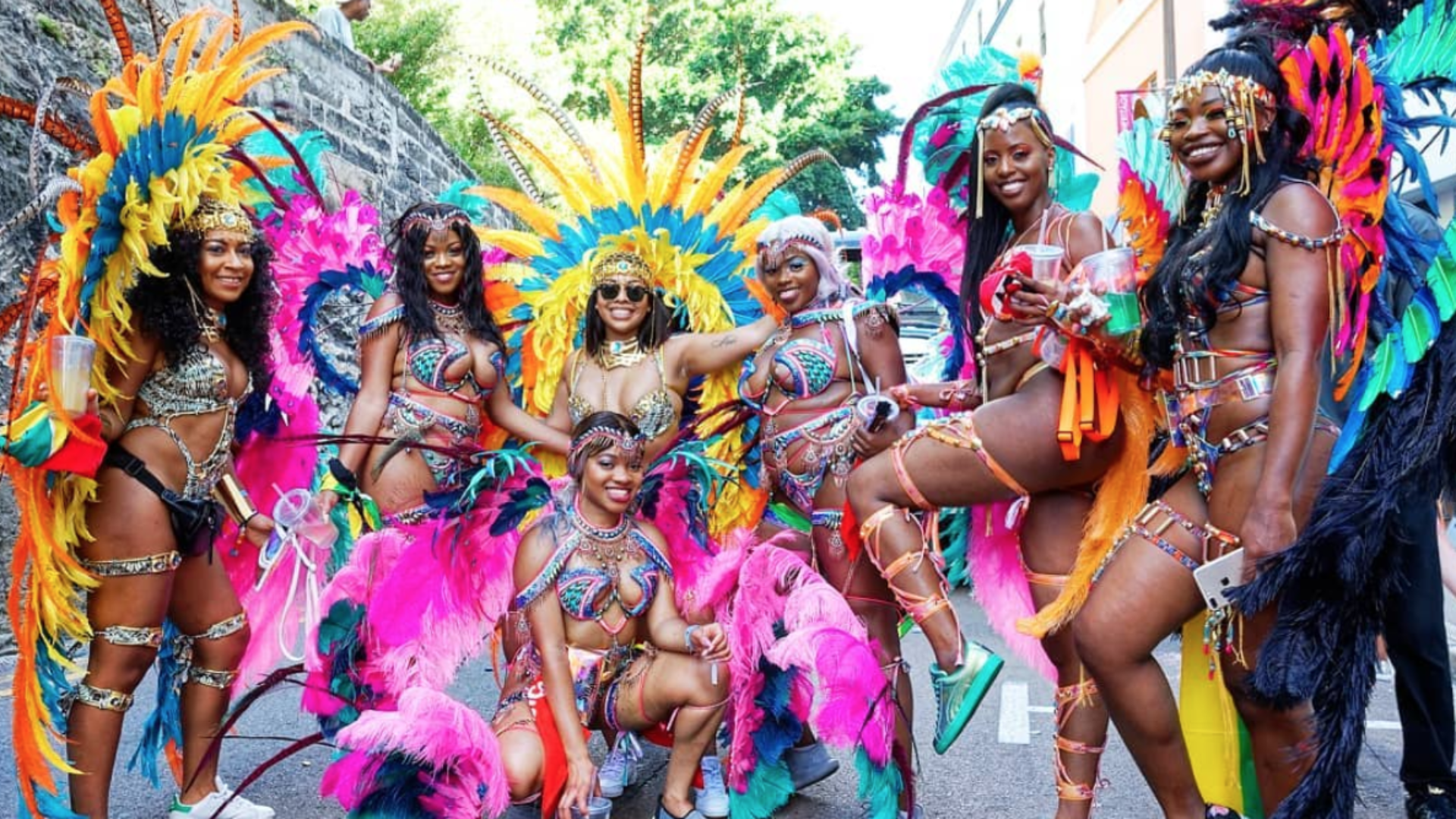 Free Up Yourself! 50 Times Bermuda Carnival Was A Celebration Of Joy And Freedom