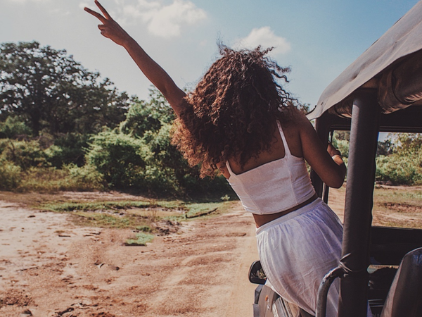 Black Travel Vibes: Embrace Life And Adventure In Sri Lanka