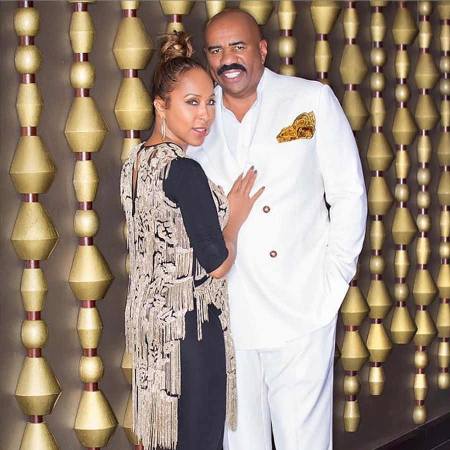 Steve And Marjorie Harvey Feel Forever Young Celebrating Their Wedding Anniversary