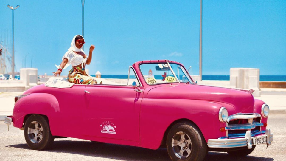 Visit Cuba And Go Back In Time