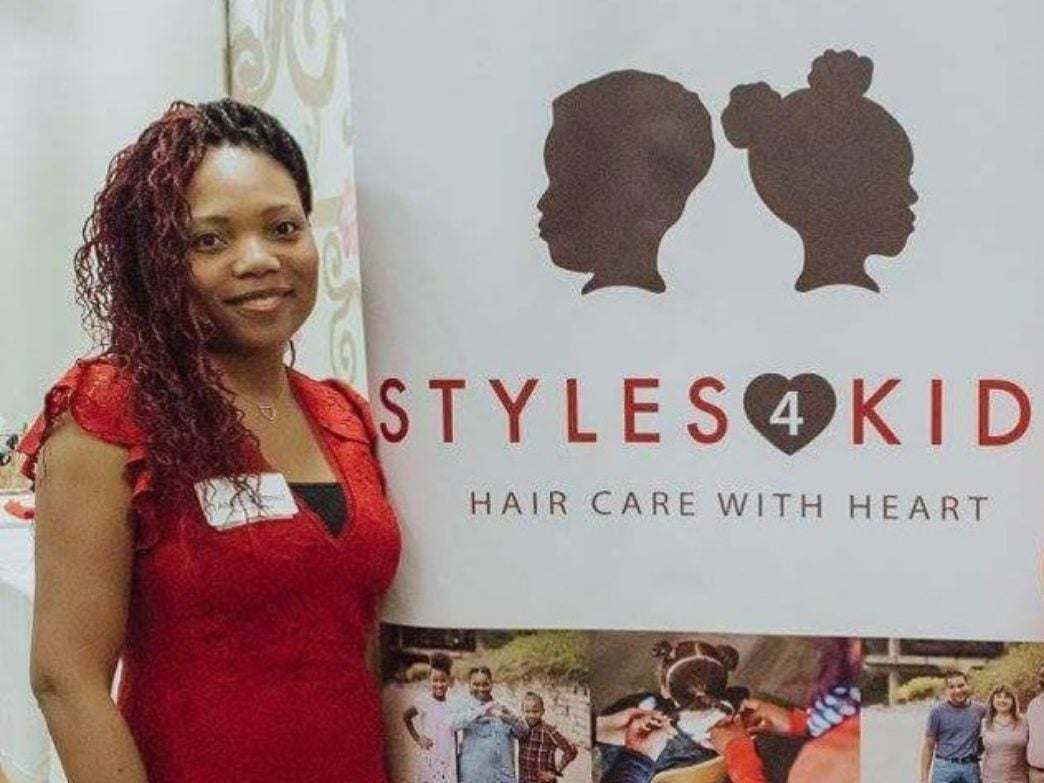 This Woman Is Teaching Transracial Parents How To Care For Black Hair