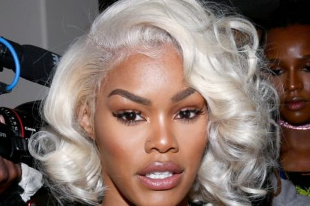 Teyana Taylor Got Baby Bangs Right For The 2019 Cfda