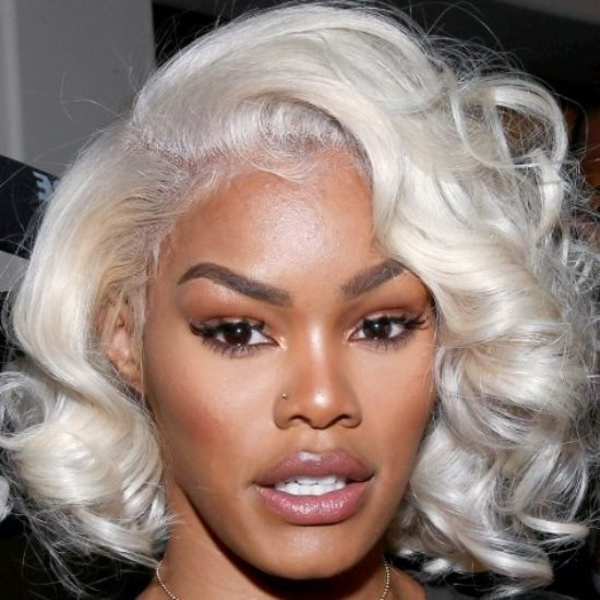 Teyana Taylor Got Baby Bangs Right For The 2019 CFDA Awards