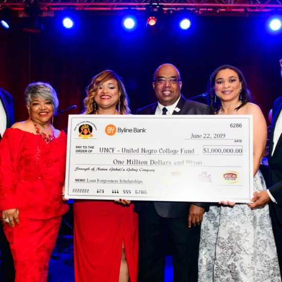 UNCF and African Pride Announce A $1 Million Student Loan Relief Initiative
