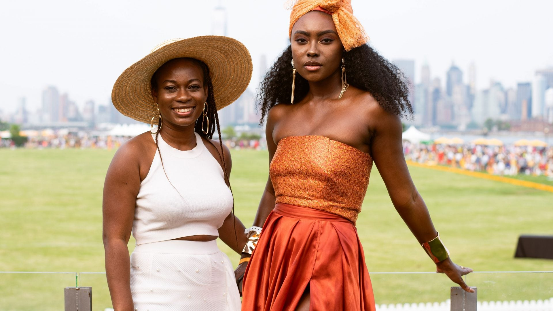 Every Stylish Look At The 12th Annual Veuve Clicquot Polo Classic