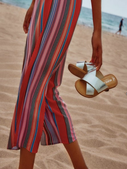 Keep It Cute and Casual In These Chic Slide-Ons