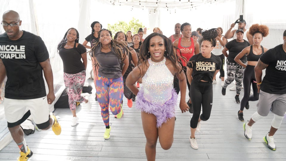 Essence Festival Attendees Found Their Zen At The First-Ever Wellness House