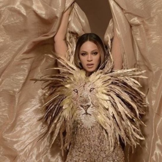 Beyoncé and Blue Ivy Didn't Hold Back In 'Lion King'-Themed Wearable Art Gala
