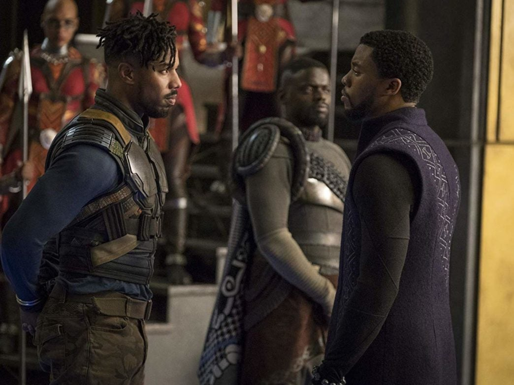Not So Fast! Marvel President Says Killmonger Returning For 'Black Panther 2' Is Pure Speculation