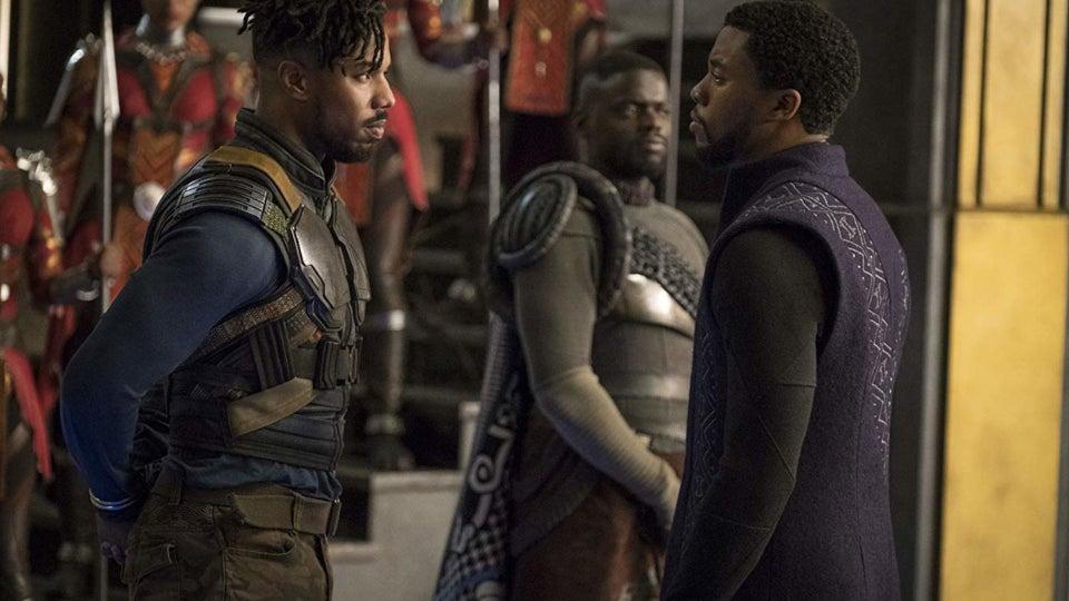 Marvel President Responds To 'Black Panther 2' Killmonger Rumors