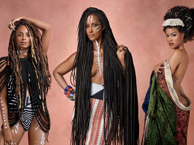 Iman, Teyana Taylor, And Ciara Cover Essence's July Issue