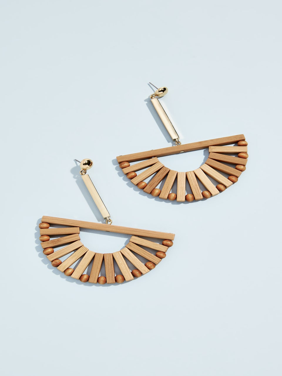 These 11 Wooden Earrings Are An Absolute Necessity