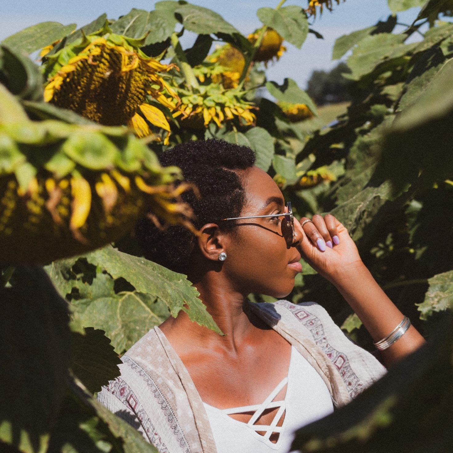 #InstaViral: Melanin and Sustainable Style Is Putting Black People At The Forefront Of The Sustainability Movement