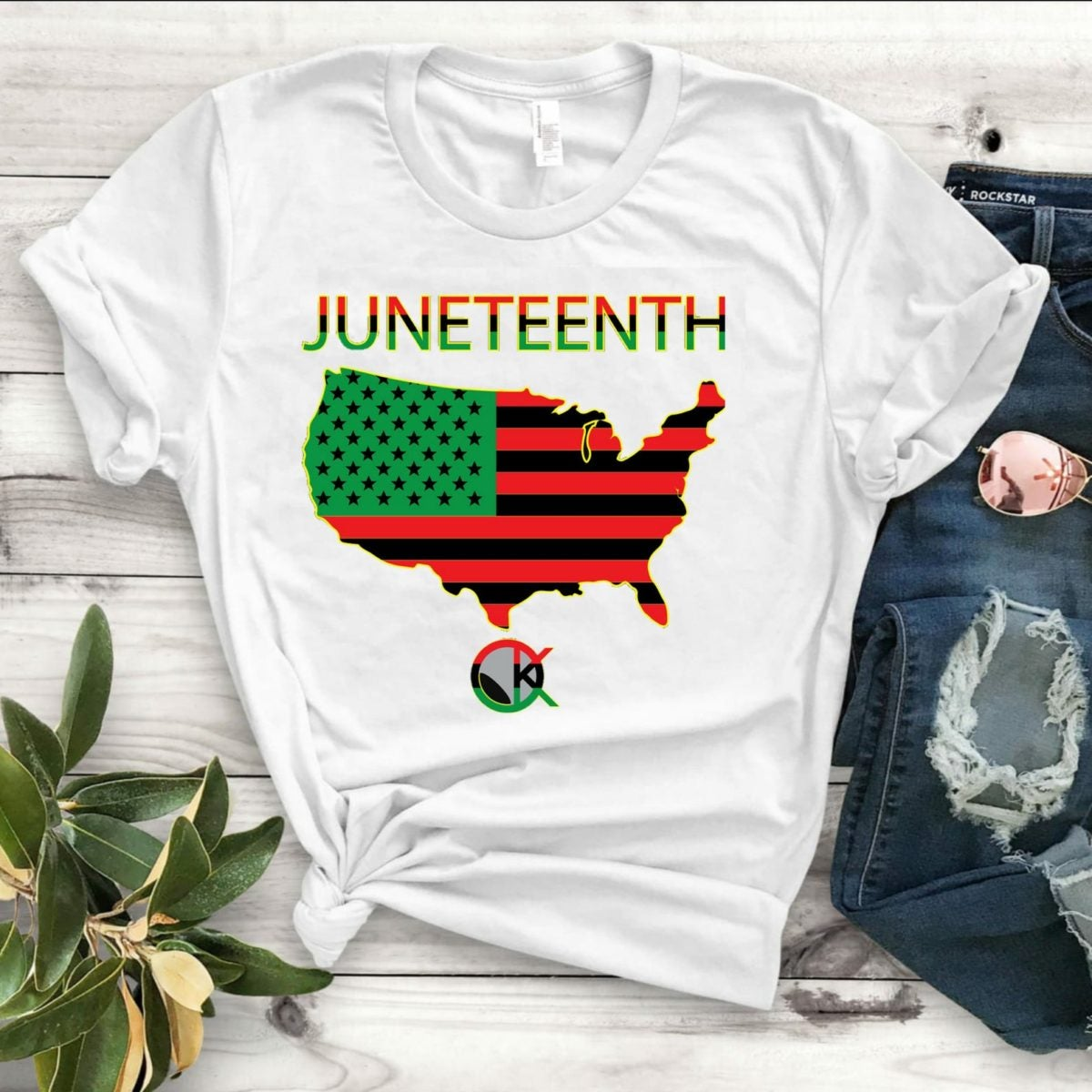 It's Juneteenth! Here Are The T-Shirts You Need to Celebrate Our Freedom In Style