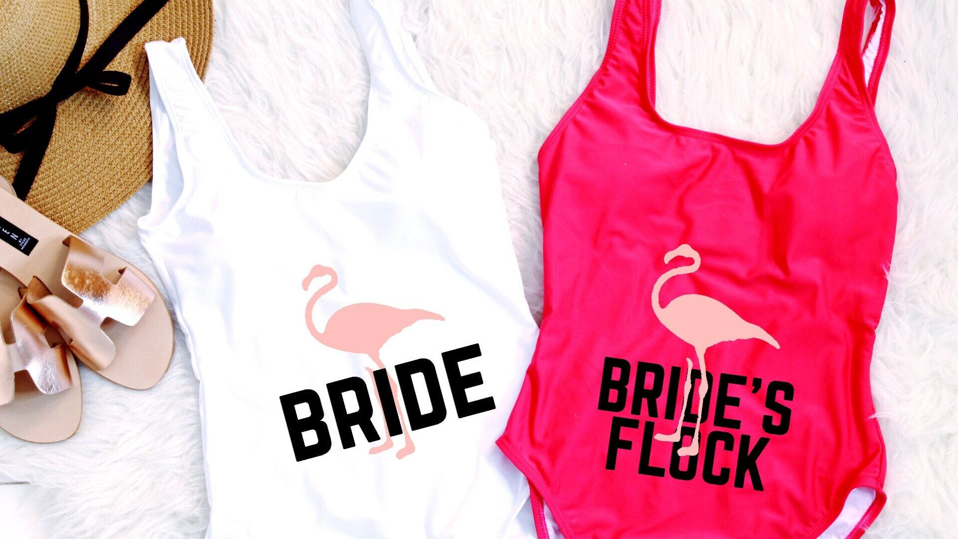 7 Bridal Party Swimsuits Worthy of a Double Tap
