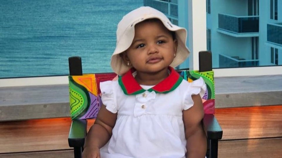 Here's Where You Can Find Baby Kulture's Gucci Dress