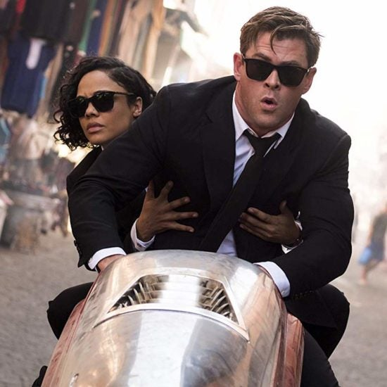 'Men In Black: International' Star Tessa Thompson Says It Shouldn't Be 'Noteworthy' That Women Are Leading Films