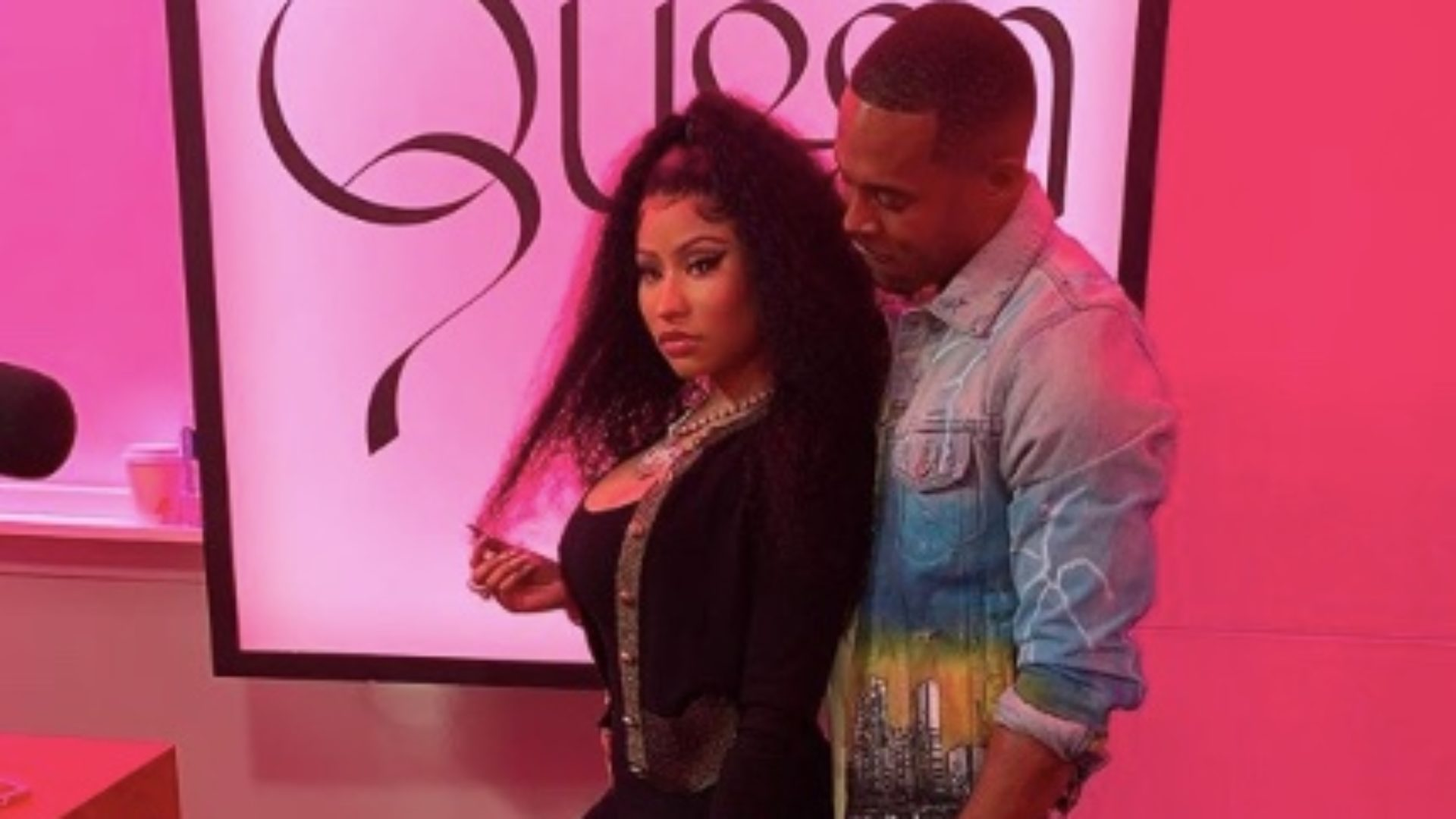 Nicki Minaj And Boyfriend Kenneth Petty Got A Marriage -6552