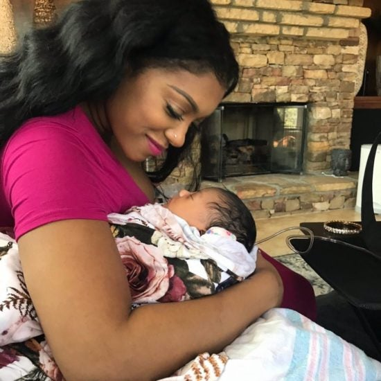 Porsha Williams And Dennis McKinley's Baby Girl, Pilar, Is Growing Up So Fast