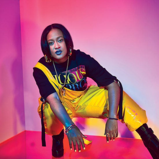 No Boys Allowed: Rapsody Celebrates Black Women With Forthcoming Project 'Eve'
