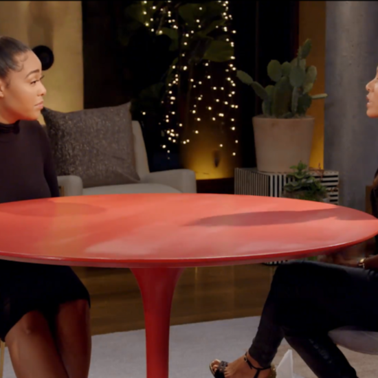 Jada Pinkett Smith Reveals She Initially Didn't Want Jordyn Woods On 'Red Table Talk'